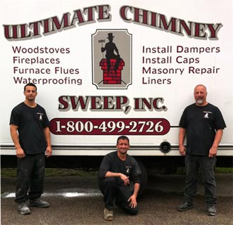 Ultimate Chimney Sweep Technicians